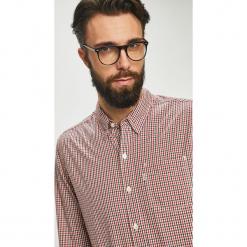 Levi's - Koszula. Brązowe koszule męskie na spinki Levi's®, l, w kratkę, z bawełny, button down, z długim rękawem. Za 219,90 zł.