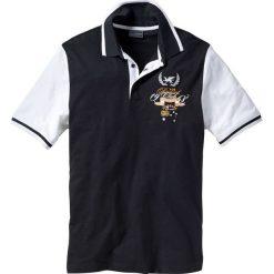 Koszulki polo: Shirt polo Regular Fit bonprix czarny