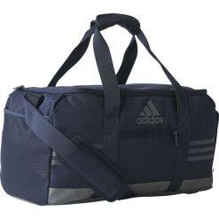 Torby podróżne: Adidas Torba 3 Stripes Perfomance Teambag S granatowa (BR5139)