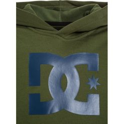 DC Shoes SNOWSTAR YOUTH REGULAR FIT Bluza z kapturem green. Zielone bluzy chłopięce rozpinane DC Shoes, z materiału, z kapturem. W wyprzedaży za 187,85 zł.