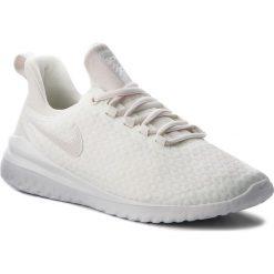 Buty NIKE - Renew Rival AA7411 101 Sail/Phantom/Summit White. Białe buty do biegania damskie marki Nike, z materiału. W wyprzedaży za 249,00 zł.