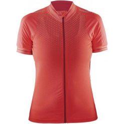 Craft Koszulka Rowerowa Glow W Pink S. Różowe bluzki sportowe damskie marki Craft, s, z meshu. W wyprzedaży za 219,00 zł.