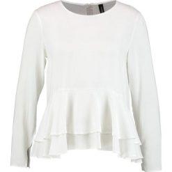 Bluzki asymetryczne: Soyaconcept BAHAR  Bluzka off white