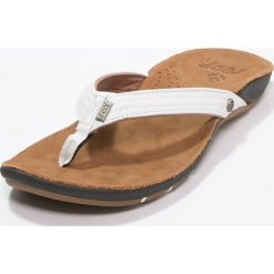 Chodaki damskie: Reef MISS JBAY Japonki white/tan