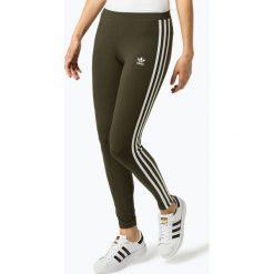 Adidas Originals - Sportowe legginsy damskie, zielony. Zielone legginsy sportowe damskie adidas Originals, s. Za 129,95 zł.