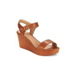 Sandały Betty London  CHARLOTA. Brązowe sandały trekkingowe damskie marki Betty London. Za 309,00 zł.
