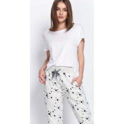 Spodnie dresowe damskie: Jasnoszare Spodnie Dresowe Madness
