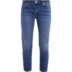 Boyfriendy damskie: 2ndOne MALOU Jeansy Relaxed Fit blue waltz