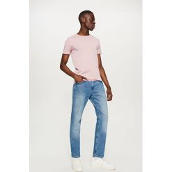 Jeansy regular fit - Niebieski. Niebieskie jeansy męskie regular marki Reserved. Za 99,99 zł.