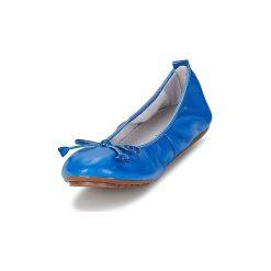 Baleriny Mac Douglas  ELIANE. Niebieskie baleriny damskie lakierowane Mac Douglas. Za 311,20 zł.