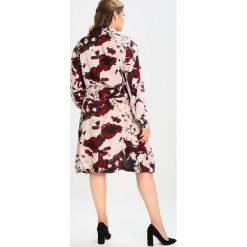 Sukienki hiszpanki: ADIA Sukienka letnia red merlot