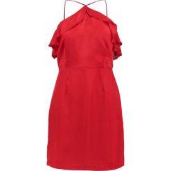 Sukienki hiszpanki: Glamorous Sukienka letnia red