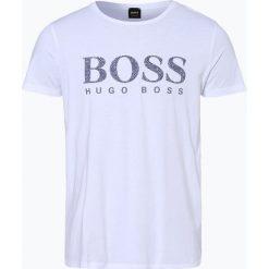 T-shirty męskie: BOSS Casual - T-shirt męski – Tew, czarny