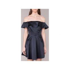 Sukienki krótkie Morgan  RTOP. Niebieskie sukienki mini Morgan, z krótkim rękawem. Za 246,80 zł.