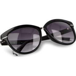 Okulary przeciwsłoneczne FURLA - Lucky 919719 D 140F REM Onyx. Czarne okulary przeciwsłoneczne damskie lenonki Furla. W wyprzedaży za 549,00 zł.