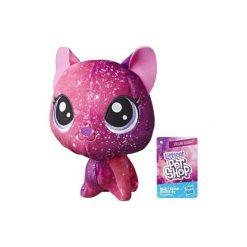 Maskotka Littlest Pet Shop Pluszowe Zwierzaki - Stellar Fuzzcat + EKSPRESOWA DOSTAWA W 24H. Fioletowe przytulanki i maskotki Hasbro. Za 43,64 zł.