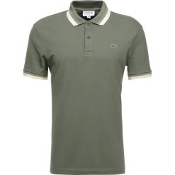 Lacoste Koszulka polo armee/aloevanillier. Zielone koszulki polo Lacoste, m, z bawełny. Za 459,00 zł.