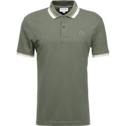 Lacoste Koszulka polo armee/aloevanillier. Szare koszulki polo marki Lacoste, z bawełny. Za 459,00 zł.