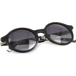 Okulary przeciwsłoneczne BOSS - 0311/S 80S. Czarne okulary przeciwsłoneczne damskie lenonki marki Boss. W wyprzedaży za 399,00 zł.