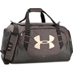 Plecaki męskie: Torba UNDER ARMOUR - Ua Undeniable Duffle 3.0 M 1300213-002 Szary