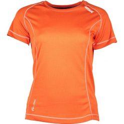 """T-shirty damskie: Koszulka funkcyjna """"Virda"""" w kolorze pomarańczowym"""