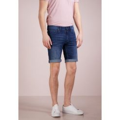 Bermudy męskie: BOSS CASUAL ORANGE 24 SHORTS Szorty jeansowe blau
