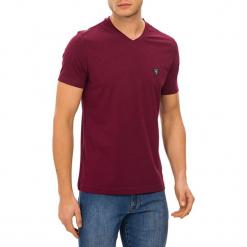 T-shirt w kolorze bordowym. Czerwone t-shirty męskie GALVANNI, m. W wyprzedaży za 84,95 zł.