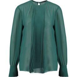 Bluzki asymetryczne: Sisley Bluzka dark green