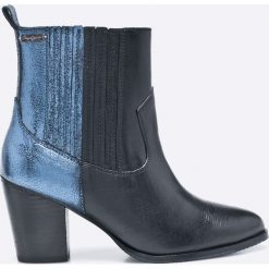 Buty zimowe damskie: Pepe Jeans - Botki Dolly Flash