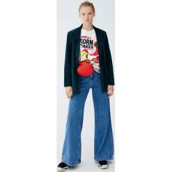 Koszulka z pudełkiem Kellogg's. Szare t-shirty damskie Pull&Bear, s. Za 59,90 zł.