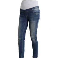 Gebe ENIGMA Jeans Skinny Fit blue. Niebieskie rurki damskie Gebe. Za 249,00 zł.