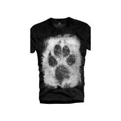 T-shirt UNDERWORLD Organic Cotton Łapa. Szare t-shirty męskie z nadrukiem marki Underworld, m, z bawełny. Za 69,99 zł.