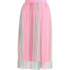 Marc O'Polo DENIM SKIRT Spódnica trapezowa pink. Czerwone spódniczki trapezowe Marc O'Polo DENIM, s, z denimu. W wyprzedaży za 343,20 zł.