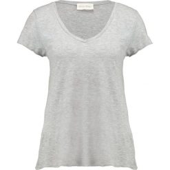 T-shirty damskie: American Vintage Tshirt basic gris chine