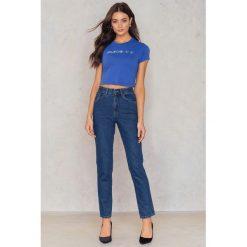 The Ragged Priest Jeansy Butt Cut - Blue. Niebieskie jeansy damskie bootcut marki bonprix. W wyprzedaży za 121,48 zł.