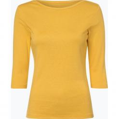 Brookshire - Koszulka damska, żółty. Czarne t-shirty damskie marki brookshire, m, w paski, z dżerseju. Za 59,95 zł.