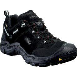 Buty trekkingowe damskie: Keen Buty trekkingowe damskie Wanderer WP BLACK/GARGOYLE roz. 37 (WANDERWP-WN-BKGY)