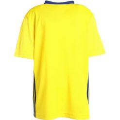 T-shirty chłopięce: adidas Performance SVFF SWEDEN HOME Koszulka reprezentacji yellow/mysink