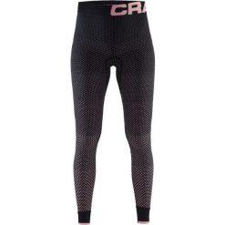 Bryczesy damskie: Craft Spodnie damskie Warm Intensity Pants Czarno-różowe r. S  (1905349 - 999701)