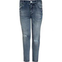 Name it NKFPOLLY PANT Jeans Skinny Fit light blue denim. Czerwone jeansy dziewczęce marki Name it, l, z nadrukiem, z bawełny, z okrągłym kołnierzem. Za 149,00 zł.