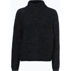 Apriori - Sweter damski z dodatkiem moheru, niebieski. Niebieskie swetry klasyczne damskie marki Apriori, l. Za 349,95 zł.