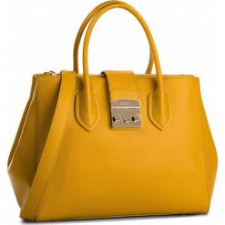 Torebka FURLA - Metropolis 978102 B BML2 ARE Ginestra e. Żółte torebki klasyczne damskie marki Furla, ze skóry. Za 1209,00 zł.