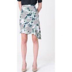 Minispódniczki: Spódnica ze wzorem