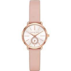 Zegarek MICHAEL KORS - Portia MK2735 Pink/Rose Gold. Czerwone zegarki damskie Michael Kors. Za 745,00 zł.