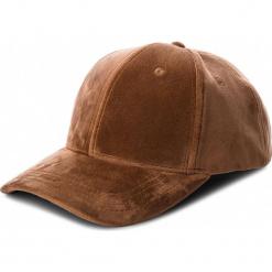 Czapka z daszkiem TWINSET - Capello AA8P61 Camel 00044. Brązowe czapki z daszkiem damskie marki Twinset, z elastanu. Za 339,00 zł.