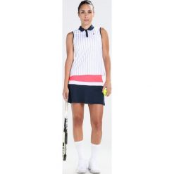 Topy sportowe damskie: Fila PIA Top white