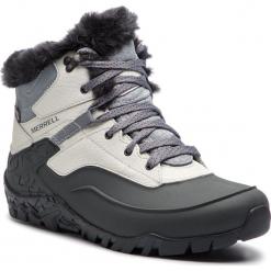 Trekkingi MERRELL - Aurora 6 Ice+ Wp J37224 Ash. Szare buty trekkingowe damskie Merrell. W wyprzedaży za 379,00 zł.