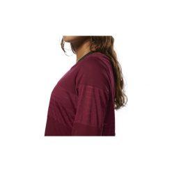 T-shirty z długim rękawem Reebok Sport  Koszulka Mesh Long Sleeve Layer. Fioletowe bluzki sportowe damskie Reebok Sport, l, z meshu, z długim rękawem. Za 169,00 zł.