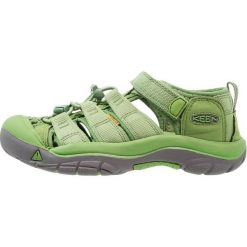 Keen NEWPORT H2 RAINBOW PACK Sandały trekkingowe fluorite green. Czerwone sandały męskie skórzane marki Keen. Za 239,00 zł.