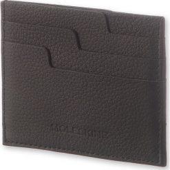 Plecaki męskie: Etui na karty Moleskine Card Wallet Lineage czarne